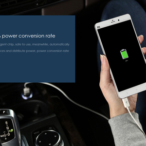 Image 5 - Xiaomi 5V 3.6A with LED Fast Quick Charger Smart Deivce Universal  2 Dual USB Car Charger for Men Girls Fast Car Phone Charger