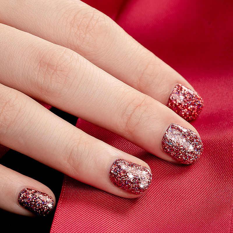 ROSALIND Gel esmalte de uñas Arco Iris Neon barnices híbridos para uñas manicura set decoración necesita capa superior para base gel led uv