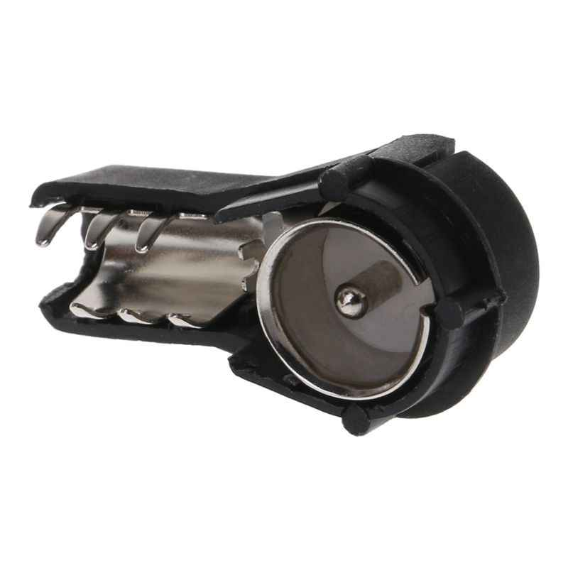 自動車スタイル自動車コネクタ車のラジオステレオ Iso 圧着空中コネクタ変換裸線アダプタアンテナ