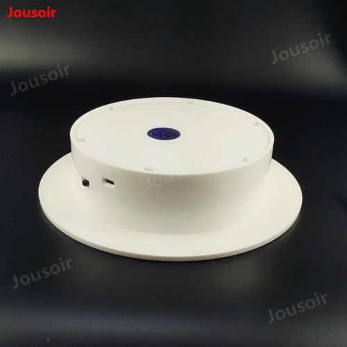 Электрический вращающийся держатель для украшений Мешок для обуви 360 градусов видеокамера электрическая вращающаяся CD50 T06