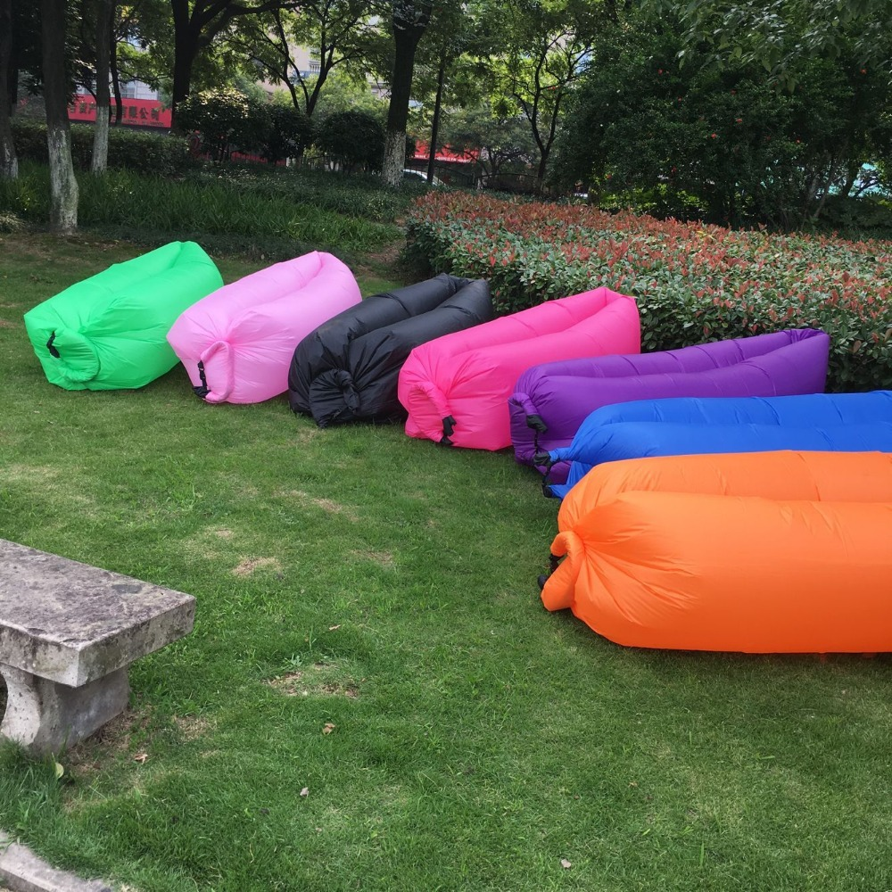 Geenbeanbag Inflatable Sofa Beanbag Chair Sitting Room Beanbag Pad