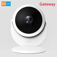 Xiaomi Aqara 1080P HD Smart Wireless WIFI IP Night Vision 180 Degree Wide View Camera With