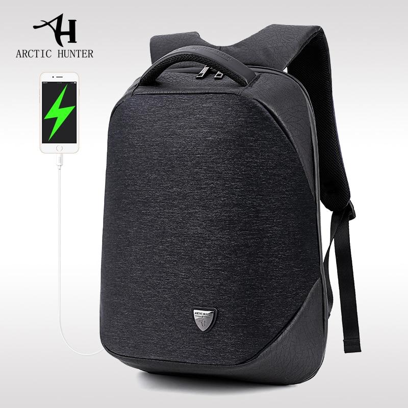 ARCTIC HUNTER School backpack  laptop backpacks men Waterproof mochila Casual Business Male Bag  Travel backpack strength training