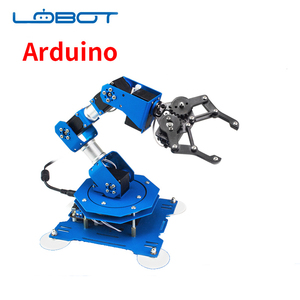 Image 2 - Industrial 6 DOF Robot Arduino Scratch Servo Arm XArm Parameter Feedback Remote Control RC Parts Robot