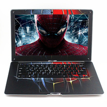 Spider Style 1920X1080P FHD Screen 8GB RAM+64GB SSD+500GB HDD Windows10  Ultrathin Quad Core Laptop Netbook Notebook Computer