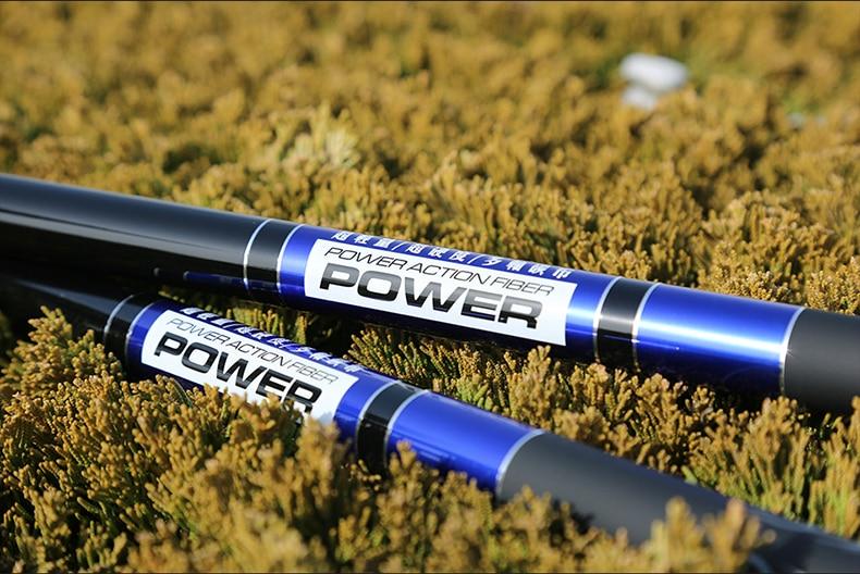 Alto Carbono Superhard Poder Mão Ultraleve Pólo