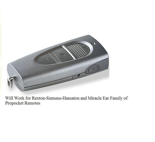 rexton hearing aid remote control propocket made by siemens in ear rh aliexpress com Rexton Hearing Instruments Rexton Hearing Aid Remote Control