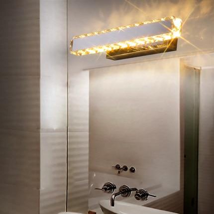 Modern minimalist 6W LED bathroom mirror light fixture home deco ...