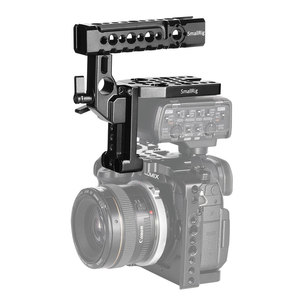"Image 3 - SmallRig DMW XLR1 קסדת ערכת עבור Panasonic S1/S1R ו GH5/GH5S מצלמה כלוב למעלה ידית ערכת עם קר נעל/נאט""ו רכבת 2367"