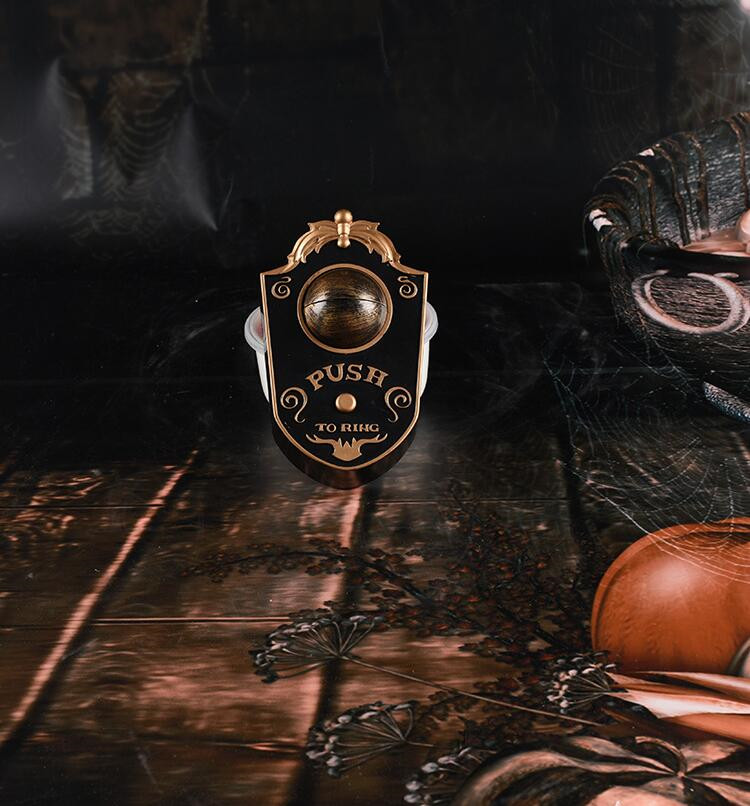 Halloween Creepy Eyes Doorbell 14