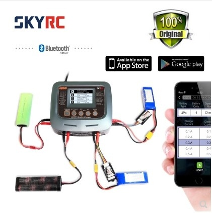 skyrc Q200 1 to 4 intelligent charger/Discharger AC/DC for Lipo/LiHV/Lithium-iron/Lithium Ion/NiMH/NiCD/battery+EU,US,UK AU PLUGskyrc Q200 1 to 4 intelligent charger/Discharger AC/DC for Lipo/LiHV/Lithium-iron/Lithium Ion/NiMH/NiCD/battery+EU,US,UK AU PLUG