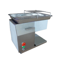 Cooked meat Slicer Multifunctional Meat Shredding Machine Commercial Meat Slicing Machine QX 2
