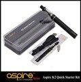 Novo 100% Original Aspire K2 K3 K4 Kit com 1.8 ml de início rápido de 1.6 1.8ohm bvc cleito bobina e 800 mah bateria