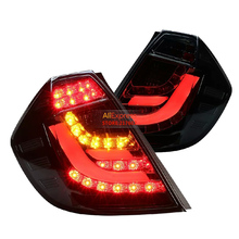 for Honda Fit LED Tail light SONAR BRAND Tuning rear lights Fit 2008-2010 cars with Flashing turn lights цена