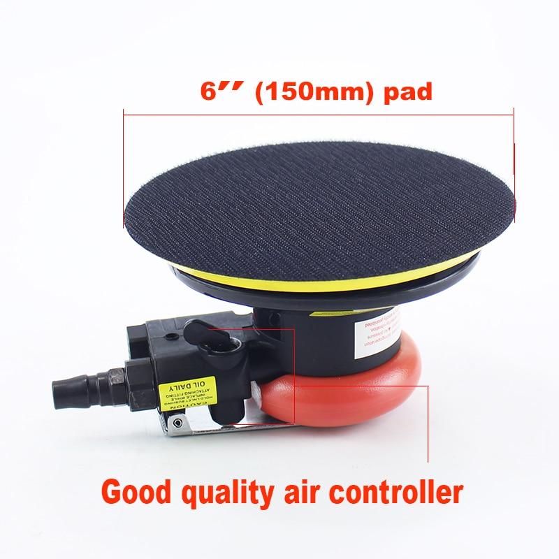 Aukštos kokybės 6 colių pneumatinio šlifuoklio poliravimo - Elektriniai įrankiai - Nuotrauka 3