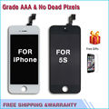 10/pcs/lot Grade AAA quality For iPhone 5 5s 5c LCD Module with touch screen digitizer replacement glass clone phone lcd screen