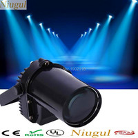 LED Spotlight Projector With Mount DJ Effect Pinspot Stage Beam Light For Party Show Club Wedding