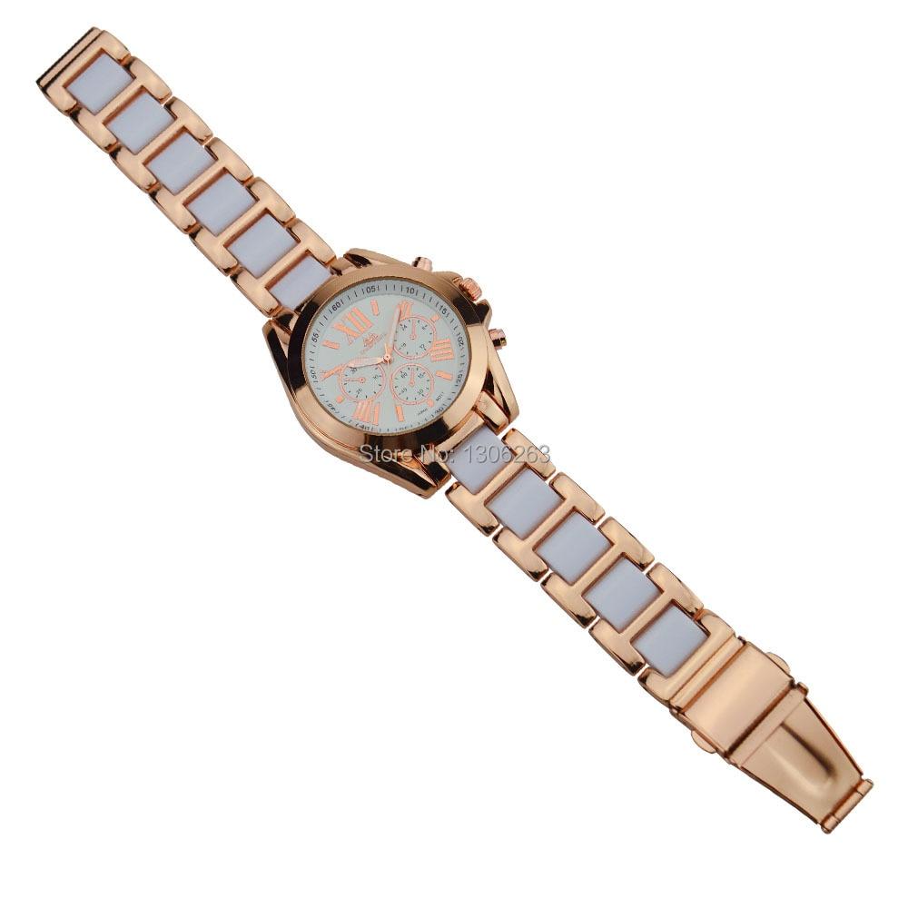 2016 nowa godzina Zegarek Kwarcowy Mężczyźni Kobiety Genewa Reloj - Męskie zegarki - Zdjęcie 6