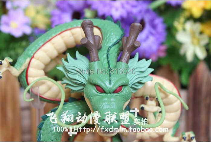 Dragon Ball Z Super ShenRon Action Figure coleção PVC figuras brinquedos brinquedos com caixa