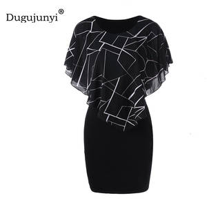 lanbaiyijia plus size summer Sexy Elegant Pencil Dress 614a758807ed