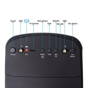 Image 5 - LS 800D FPV con DVR 5.8G 40CH 4.3 Pollici 5 Pollici 854*480 Video Auricolare HD 2000mAh batteria Per Il Modello di RC