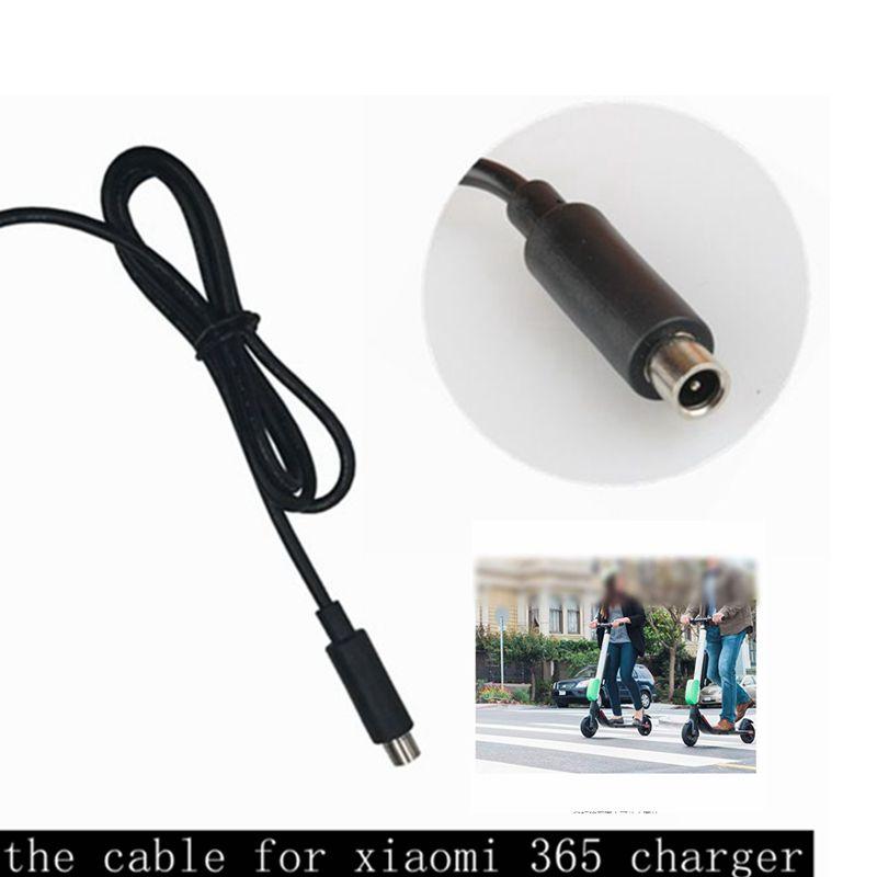 42 V 2a Xiaomi Mijia M365 Elektrische Ladegerät Dc 8mm Kabel Für Die Vespa Zubehör 1 Meter Lange 24amg Starker Widerstand Gegen Hitze Und Starkes Tragen