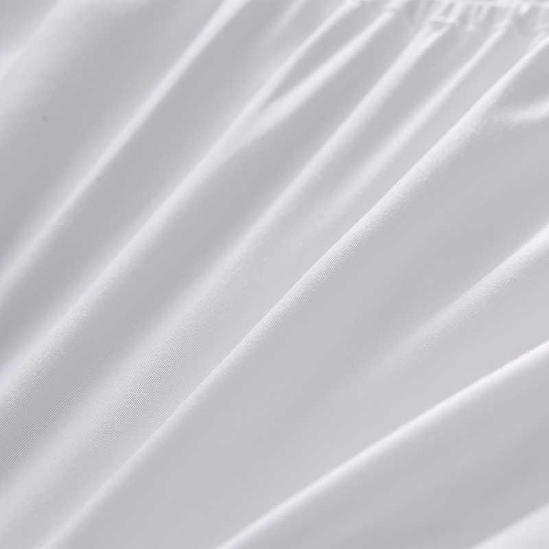 LAGMTA 1 шт. 100% полиэфирное волокно наматрасник лист четырех углах с резинкой простыня из