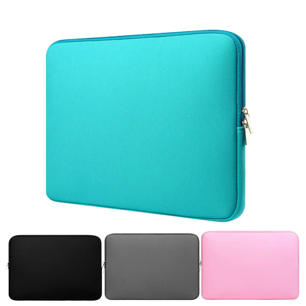 New iPad Sleeve Tablet case Mini and Pro 12.9 10,5 9.7 inch Air 2 turquoise VELVET fabric cover pouch