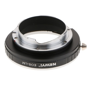 Image 2 - Адаптер для крепления объектива NEWYI для объектива Canon EOS EF для камеры Leica Body TECHART LM EA7 адаптер для конвертера объектива камеры