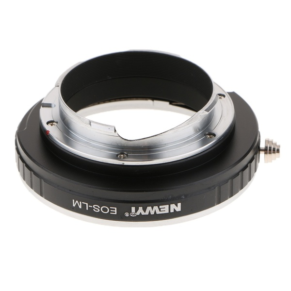 Image 2 - NEWYI Lens Mount Adapter for Canon EOS EF Lens to Leica Camera Body TECHART LM EA7 camera Lens Converter Adapter Ring-in Lens Adapter from Consumer Electronics