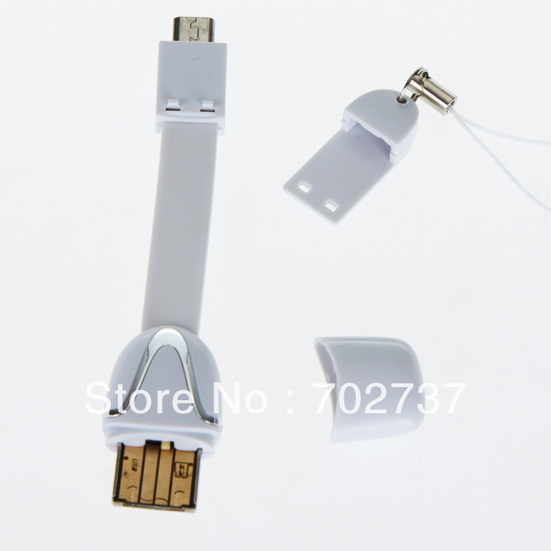 High quality Multifunctional Smartcable USB Cable Micro SD/TF Card Reader for Mobile Phone Cellphone Pendant I Series, 5pcs/lot