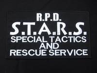 Resident Evil Umbrella R.P.D. STARS Big Back Of The Body Thêu vá B3398