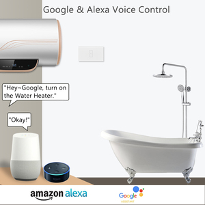 Image 3 - Tuya Smart Life WiFi Boiler Water Heater Switch NEW 4400W, App Timer Schedule ON OFF, Voice Control Google Home , Alexa Echo Dot