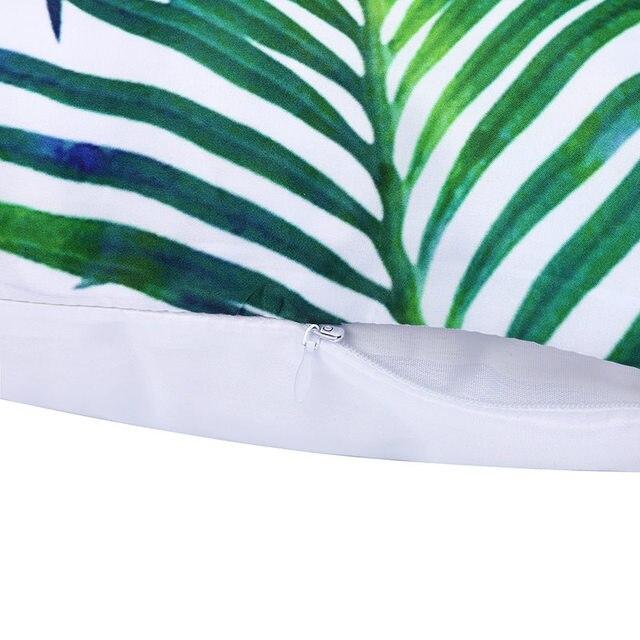 1 pz Tropicale Flamingo Ananas Poliestere Coperte e Plaid Cuscino Fodere per Cuscini Auto Complementi Arredo Casa Decorazione Divano Decorativa Federa 40509