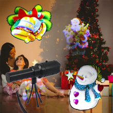 12 Patterns Christmas Laser Snowflake Projector Outdoor LED Waterproof Disco Lights Home Garden Star Light Indoor Decoration alien outdoor ip65 rg snowflake five pointed star laser light projector waterproof garden xmas tree christmas decorative lights