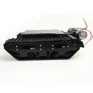 Image 2 - 3D print damping tank chassis suspension DIY for robot arduino SN6100