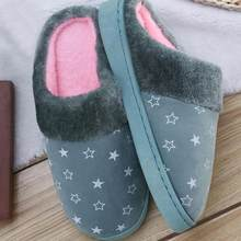 Women Winter Warm Ful Slippers Women Slippers Cotton Sheep Lovers Home  Slippers Indoor Plush Size House Shoes Woman wholesale 62e2d9de1e74