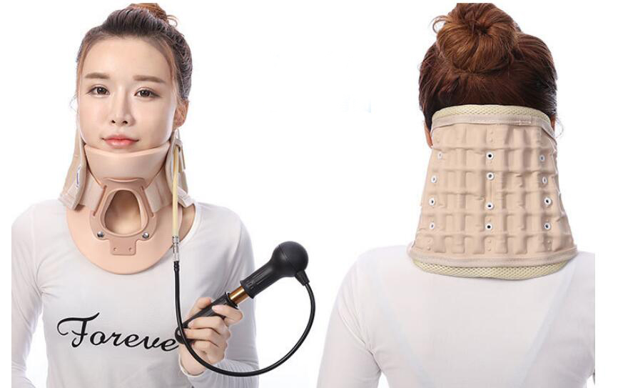 Neck Traction Device Household Stretched Cervical