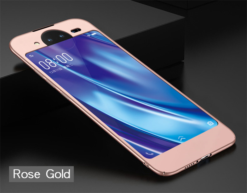 Image 3 - ViVO Nex 2 Case Silm Shockproof Concise Ultra Thin Smooth Hard PC Phone Case For ViVO Nex 2 Back Cover For Vivo Nex 2 Fundas-in Fitted Cases from Cellphones & Telecommunications