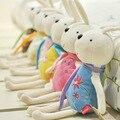 Metoo тирамису кролик плюшевые игрушки куклы дети подарки 8 стиль, 35 см Кролик Чучело Лами Кролик Игрушка с Коробка подарка, Подарки на день рождения