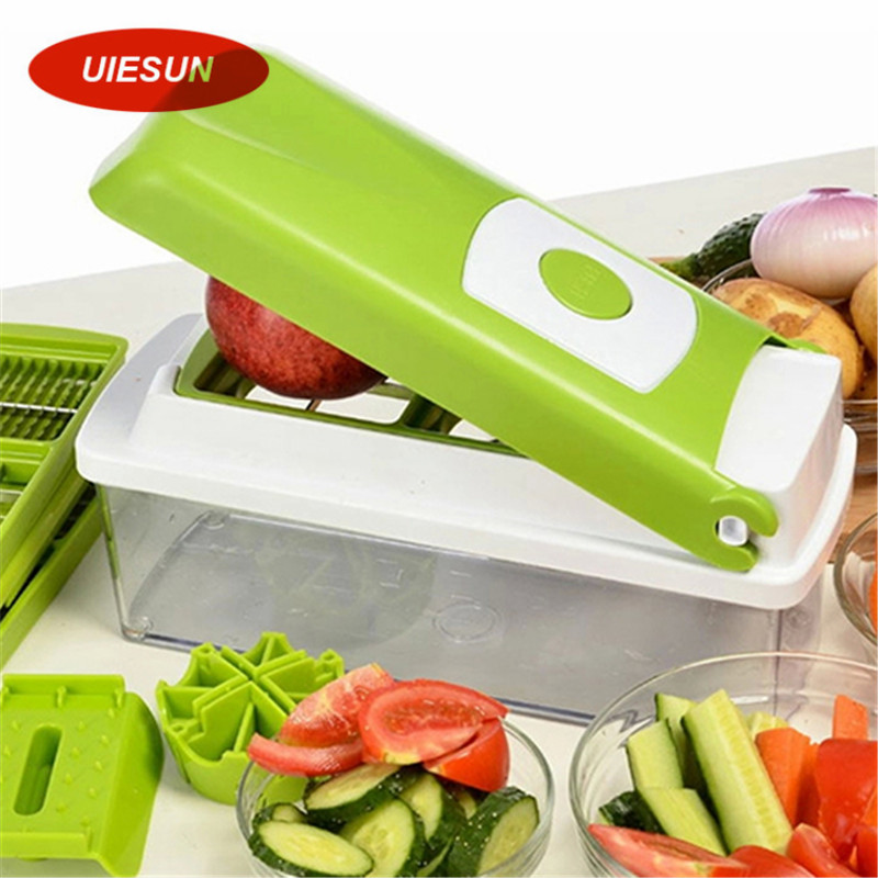 12 IN 1 Multifunctional Peeler For Vegetables And Fruit Planner Cutter Kitchen Tools Accessories Set Stainless
