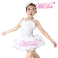 XXS 6XL Sequin Dance Tops Dress For Dancing Women Girls Dress Kids Dance Costume Dancing Ballerina