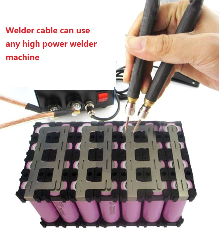 LCD display 18650 battery spot welder machine pen(the pen only ) 220V welder machine plasma cutter welder mask for welder machine