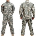 BDU ACU Camouflage suit sets Army Military uniform combat Airsoft uniform -Only top & pants