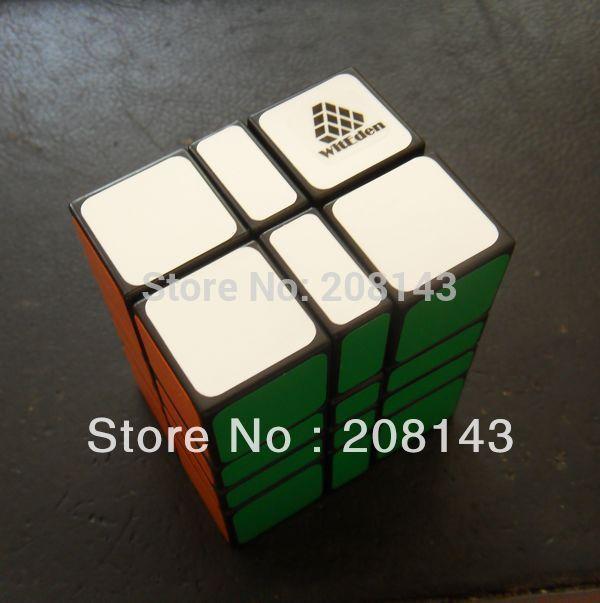 Witeden camuflaje 2 x 3 x 4 234 cubo mágico negro envío gratis rompecabezas Twisty Puzzle juguete para niños y Speedcubers