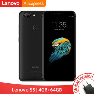 Lenovo S5 K520 4GB LTE/GSM/WCDMA Octa Core Fingerprint Recognition 13MP New Cellphone
