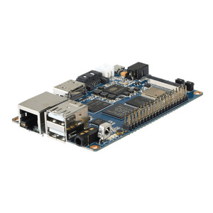 Image 2 - Allwinner placa individual A83T Banana Pi M3 con 8G EMMC