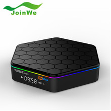 Promition Wechip T95Z Plus TV Box Android 6.0 octa-core cortex-A53 S912 2G 16G kodi 17.0 2.4G y 5G Wifi Bluetooth set top box