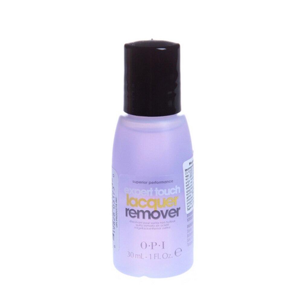 Nail Polish Remover O.P.I AL411 liquid wipes for removing nails polish