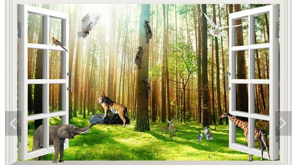 40 Gambar Wallpaper Hewan 3d HD Terbaru